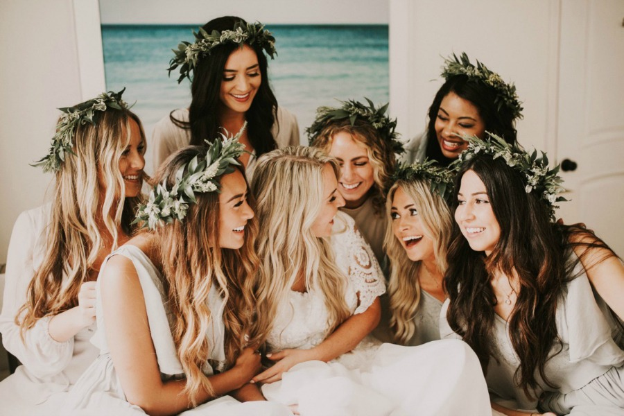 damas de honor consejos boda