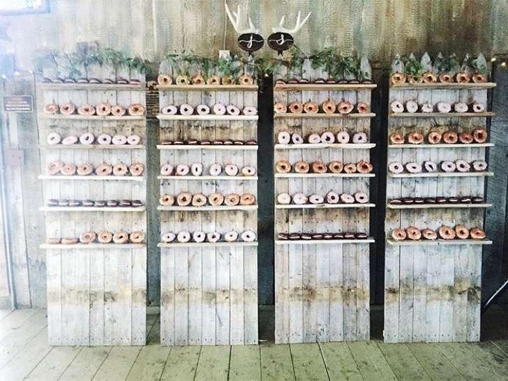 buffet donuts
