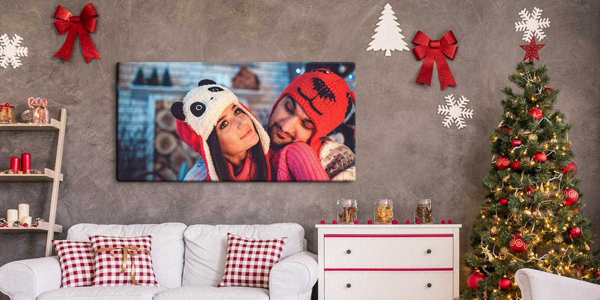 regala fotografias en lienzo estas navidades mi arte