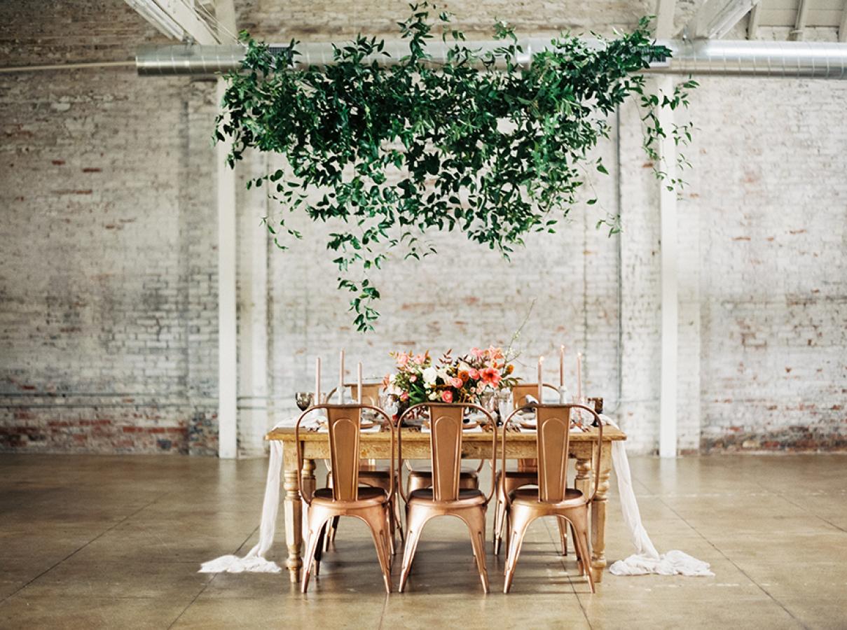 centros flores boda flotantes