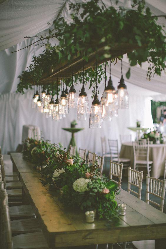 decoracion en el aire boda