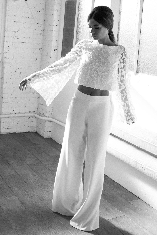 meryl suissa novias 2017 Pantalon Flemington & Top Clayton 3