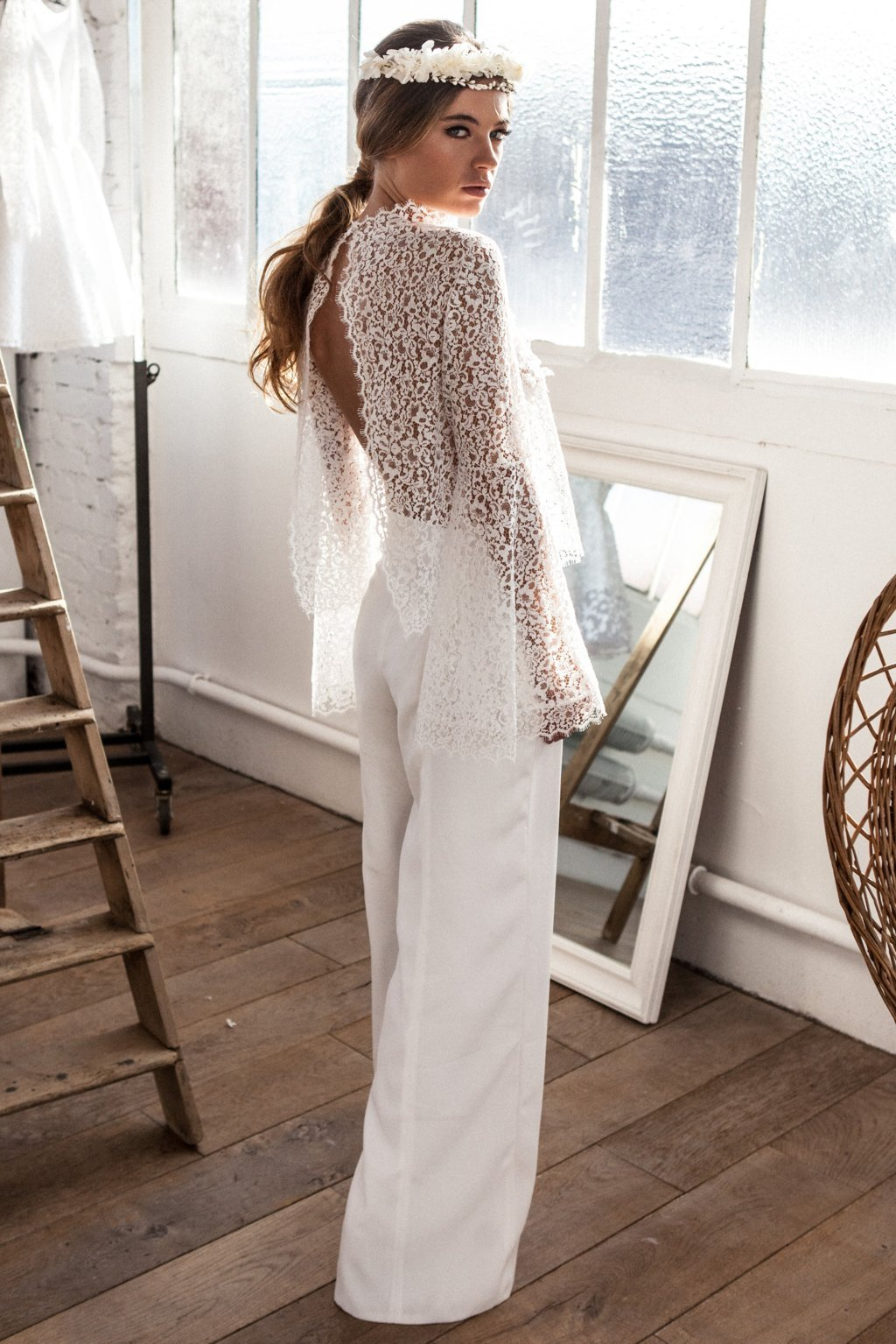 meryl suissa novias 2017 Pantalon Flemington & Top Salem 3