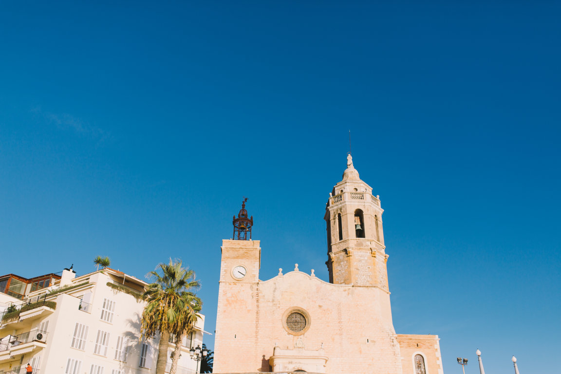 paseo sitges