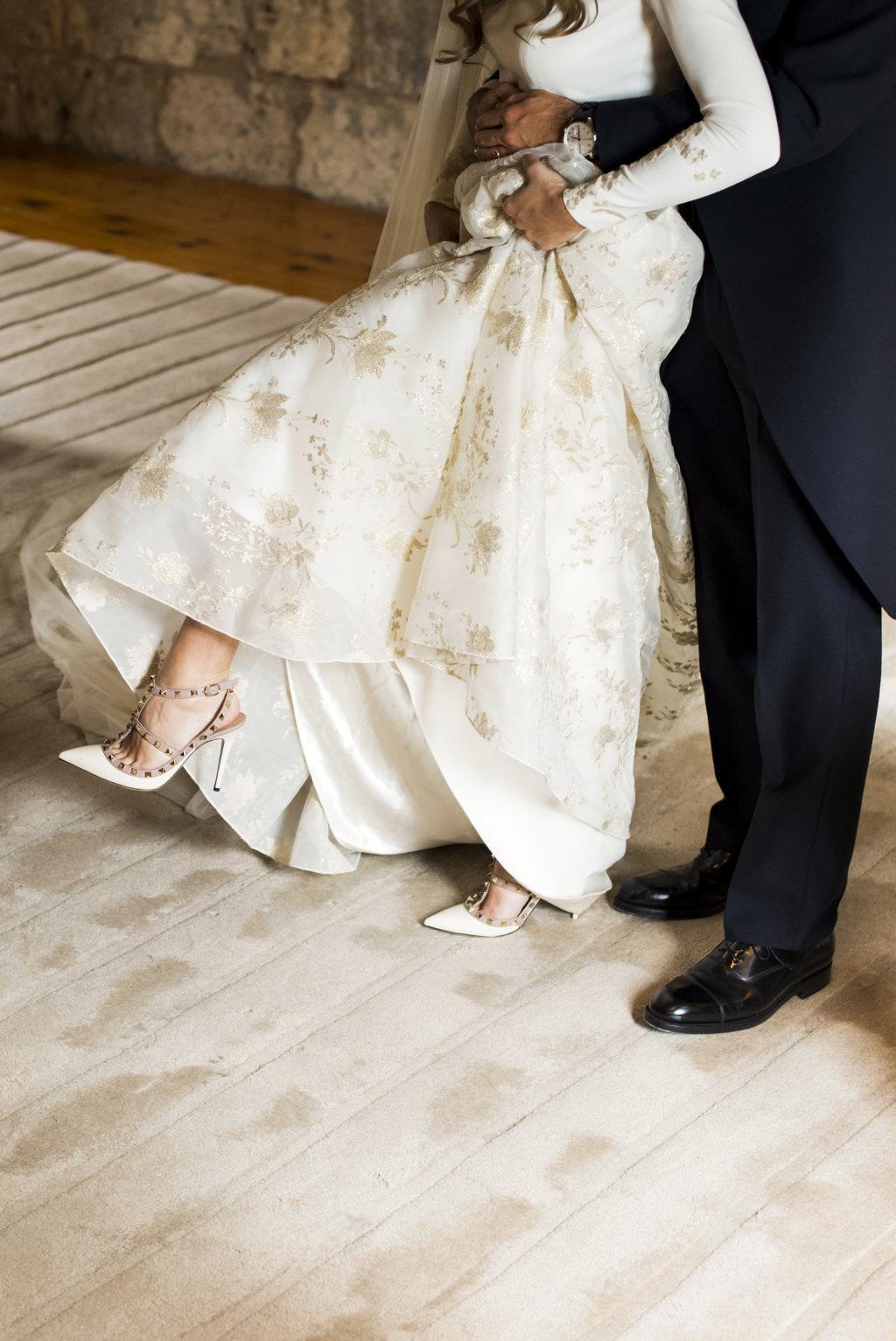 zapatos novia