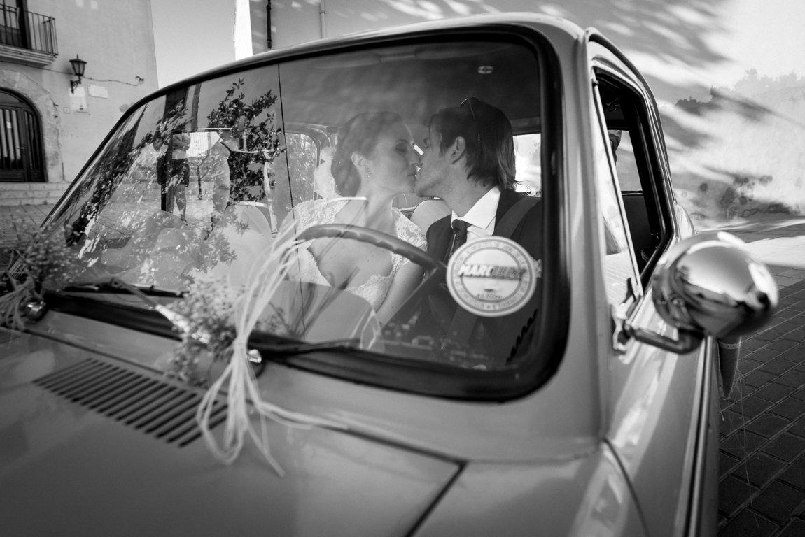 coche bodas
