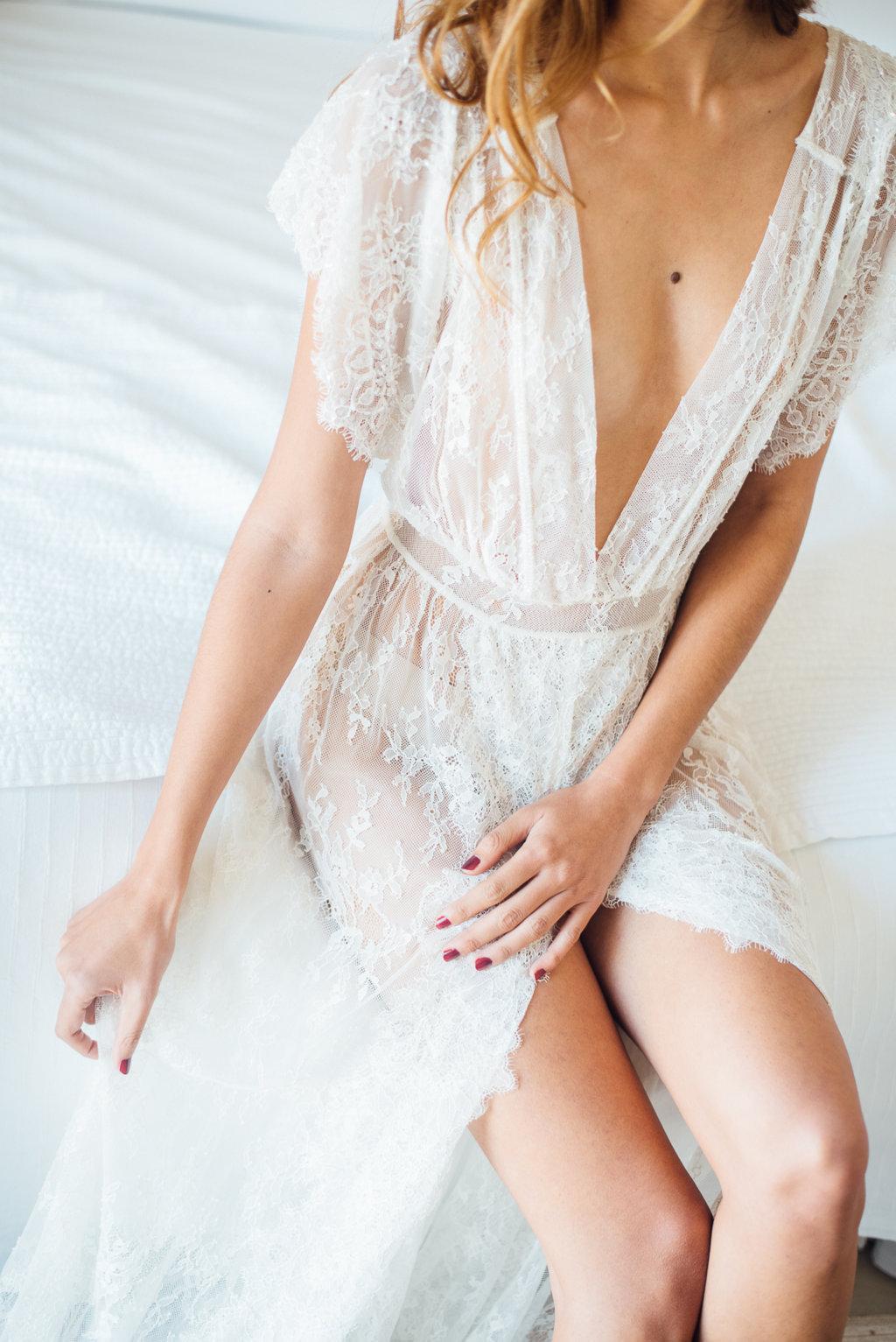 vestido novia immacle