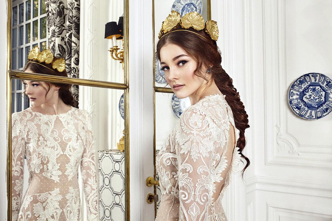 tendencias peluqueria novias 2017