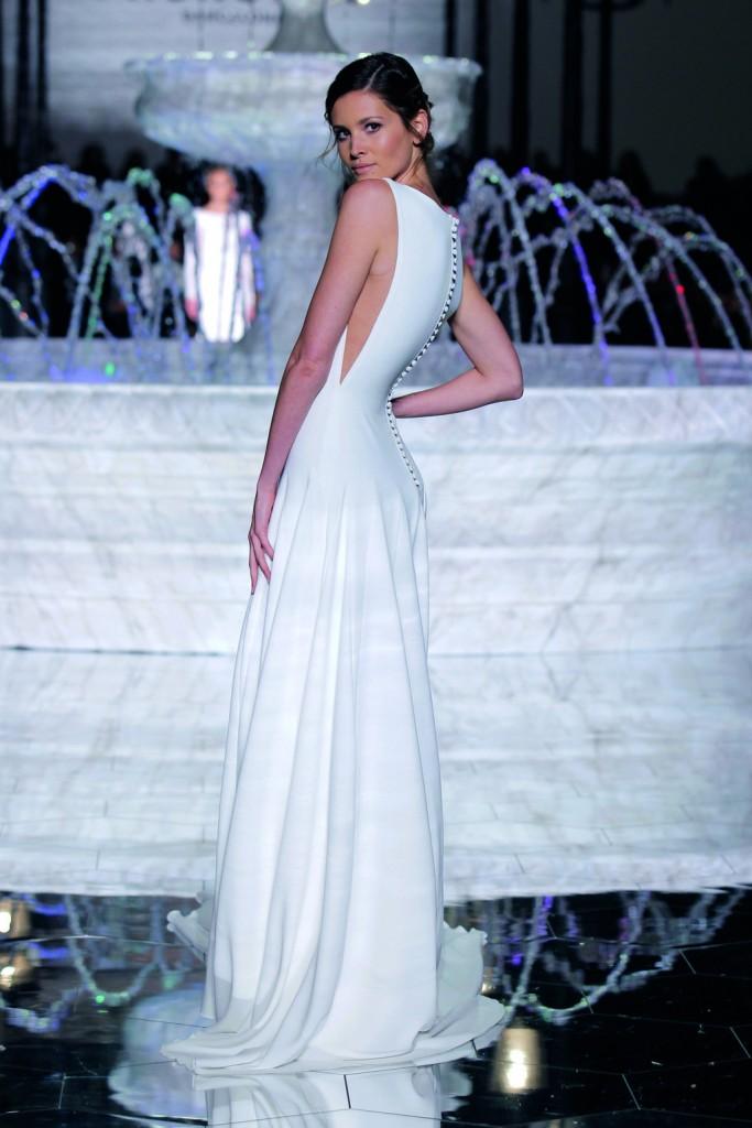 vestidos novia pronovias 2018 wish PRONOVIAS FASHION SHOW_ Renace (2)