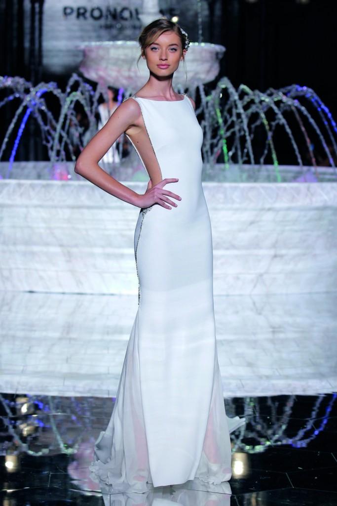 vestidos novia pronovias 2018 wish PRONOVIAS FASHION SHOW_Rierol