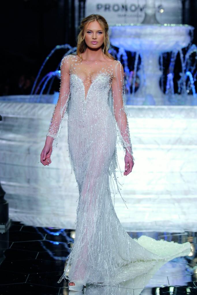 vestidos novia pronovias 2018 wish PRONOVIAS FASHION SHOW_Riva