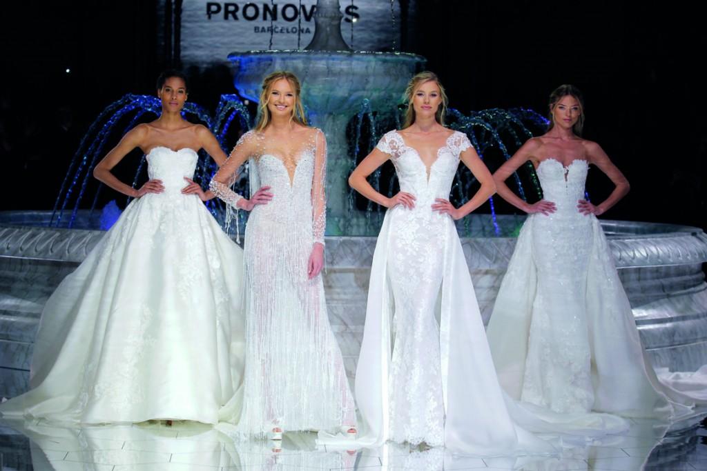 vestidos novia pronovias 2018 wish PRONOVIAS FASHION SHOW_Roxana, Riva,