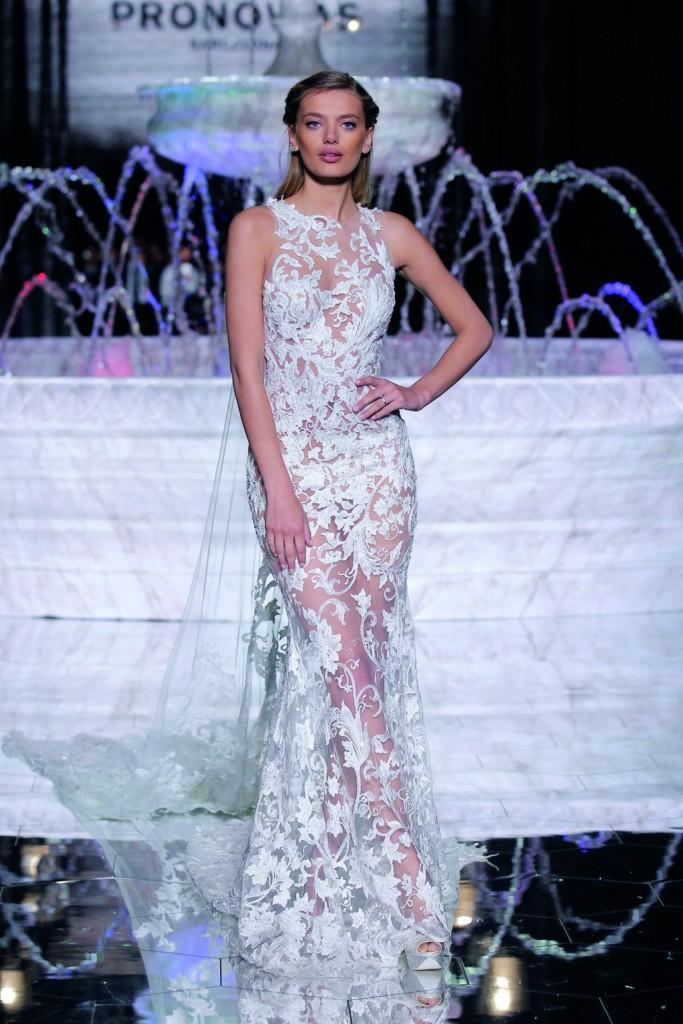 vestidos novia pronovias 2018 wish PRONOVIAS FASHION SHOW_Rubi