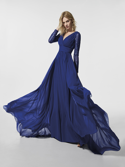 vestidos madrina