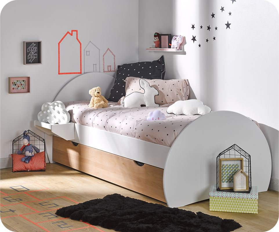 cama nido infantil livingo
