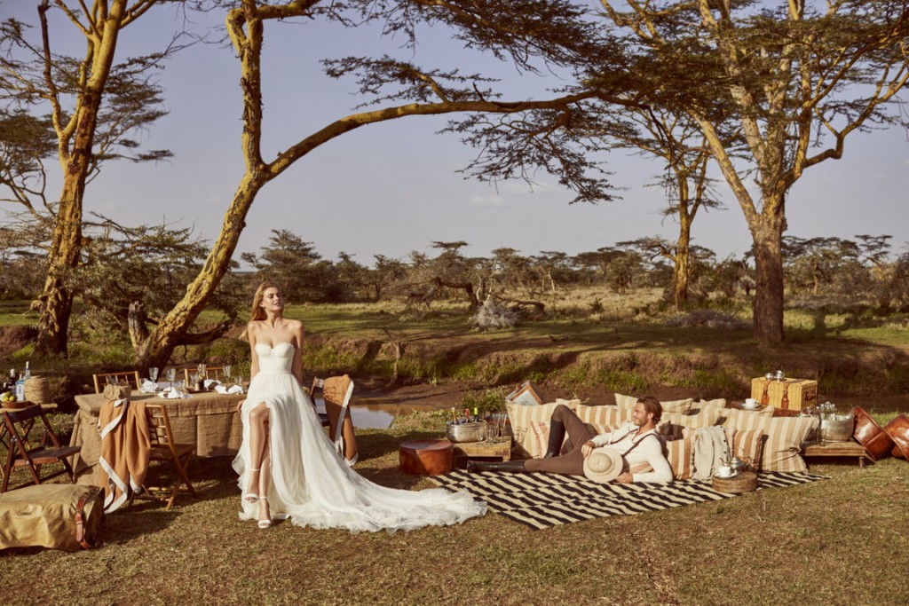wild love in east africa coleccion 2018 pronovias Wild Love in Esat Africa_PRONOVIAS_RELISA_1