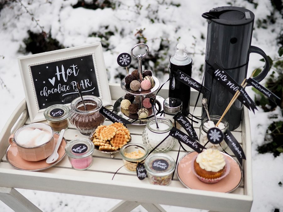 hot chocolate bar boda