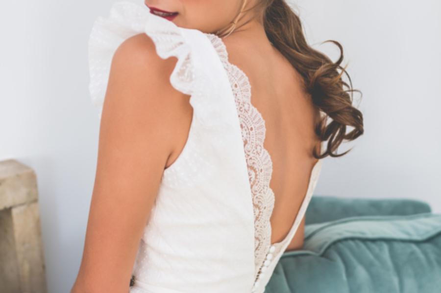 lucia de miguel vestido de novia