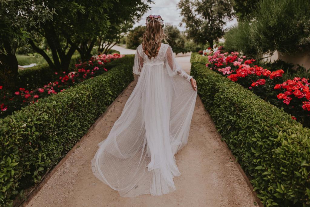 vestidos de novia Lorena Merino Lorena Merino. Foto Alberto Llamazares1
