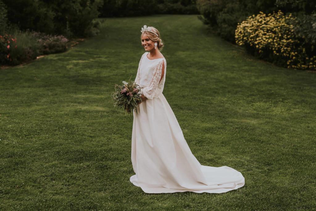 vestidos de novia Lorena Merino Lorena Merino. Foto Alberto Llamazares10