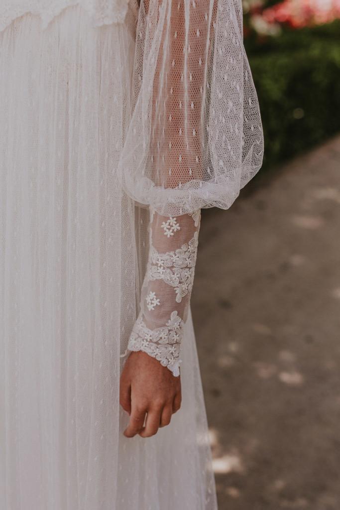 vestidos de novia Lorena Merino Lorena Merino. Foto Alberto Llamazares2