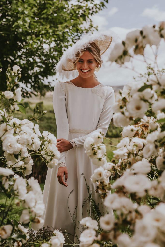 vestidos de novia Lorena Merino Lorena Merino. Foto Alberto Llamazares5
