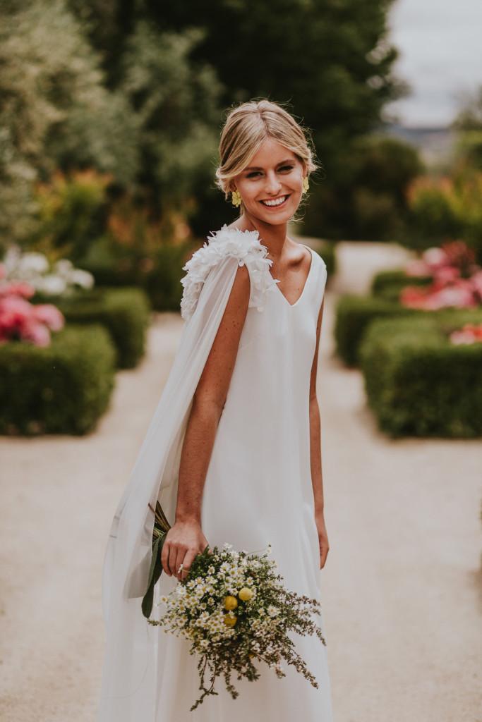 vestidos de novia Lorena Merino Lorena Merino. Foto Alberto Llamazares7