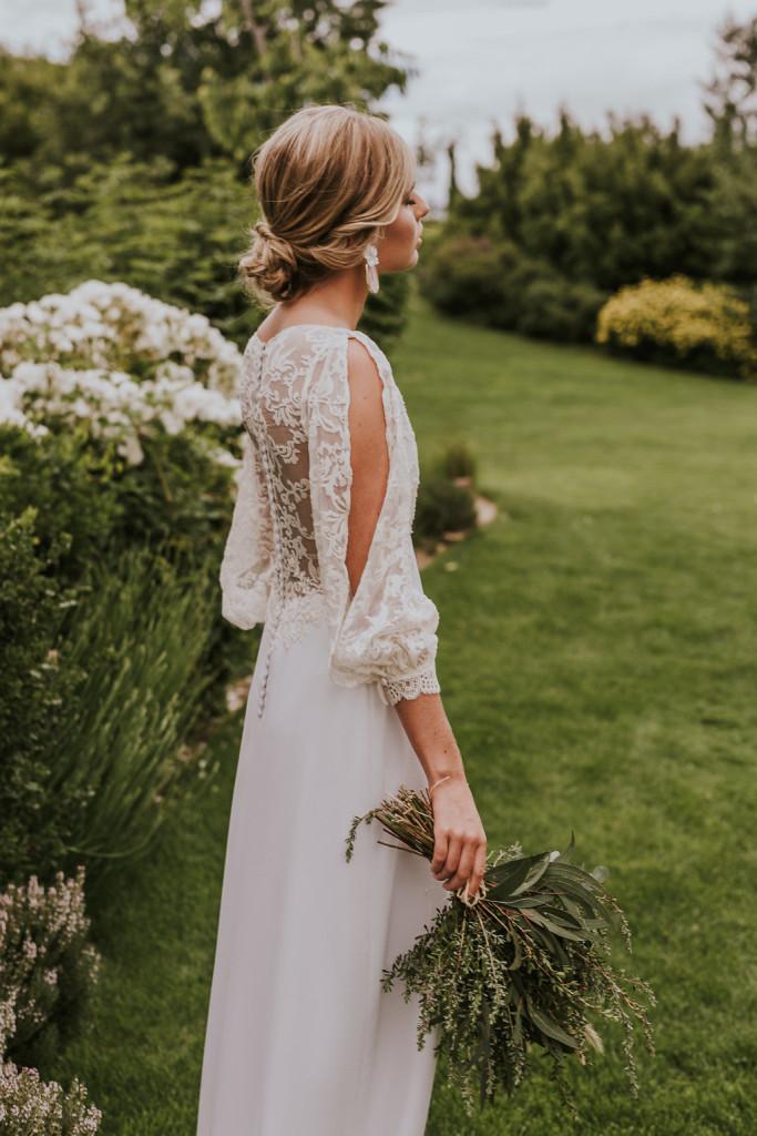 vestidos de novia Lorena Merino Lorena Merino. Foto Alberto Llamazares9