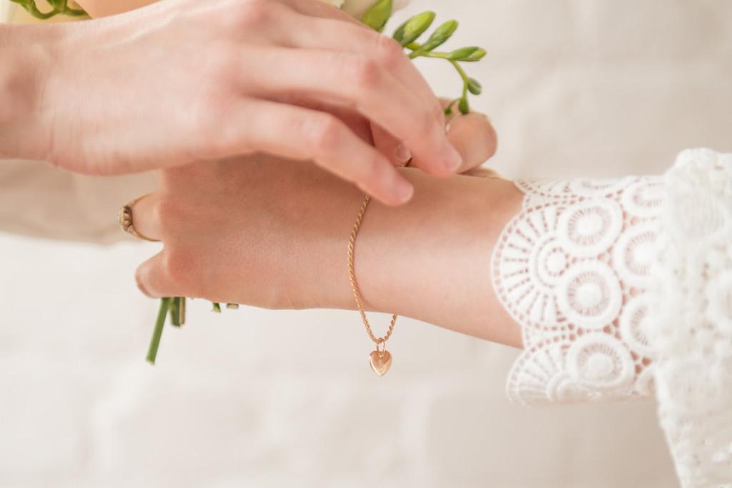 pulsera novia merci maman