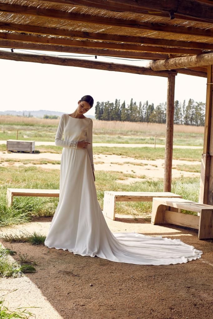 vestidos novia land marta marti LAND Marta Martí 2019 (51)