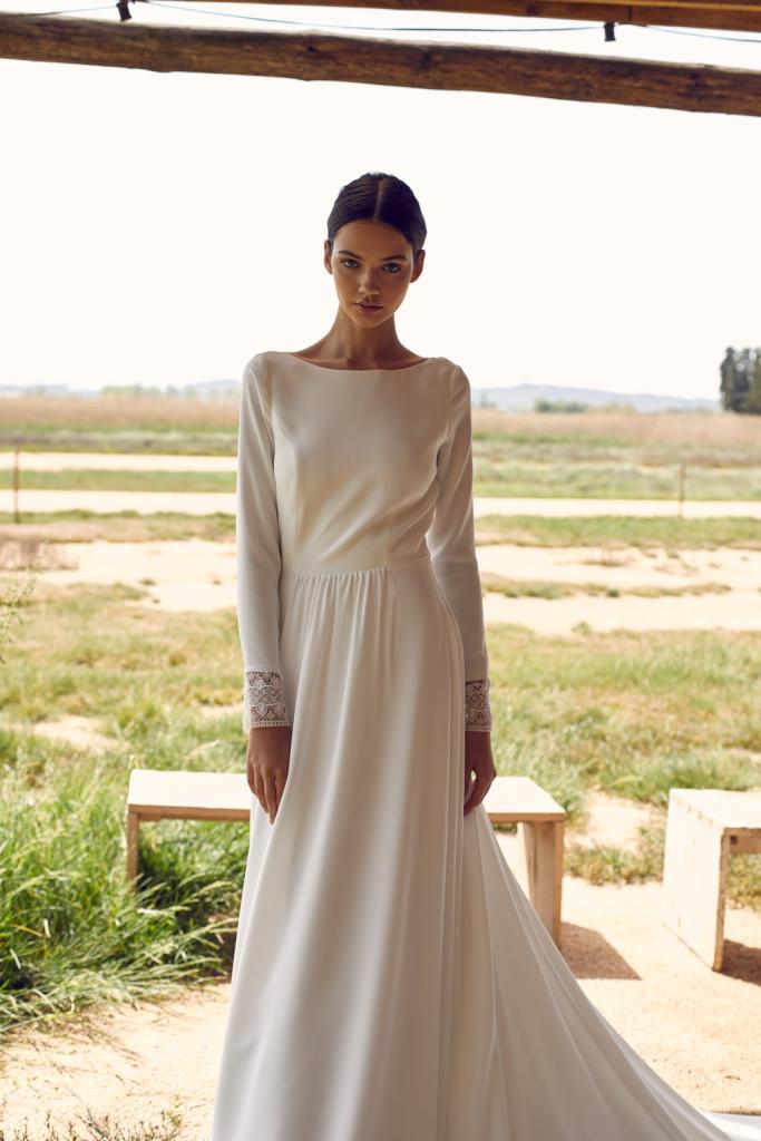 vestidos novia land marta marti LAND Marta Martí 2019 (52)