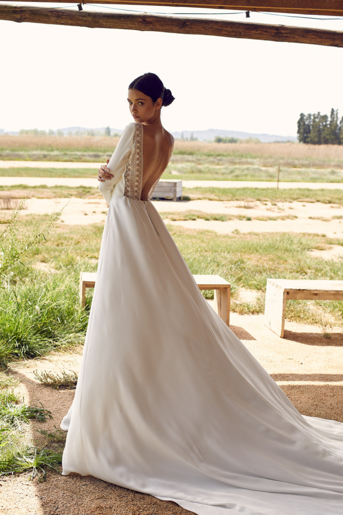 vestidos novia land marta marti LAND Marta Martí 2019 (54)