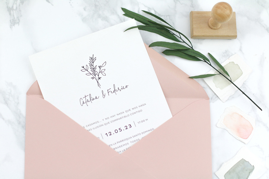 invitaciones de boda 2019 project party studio