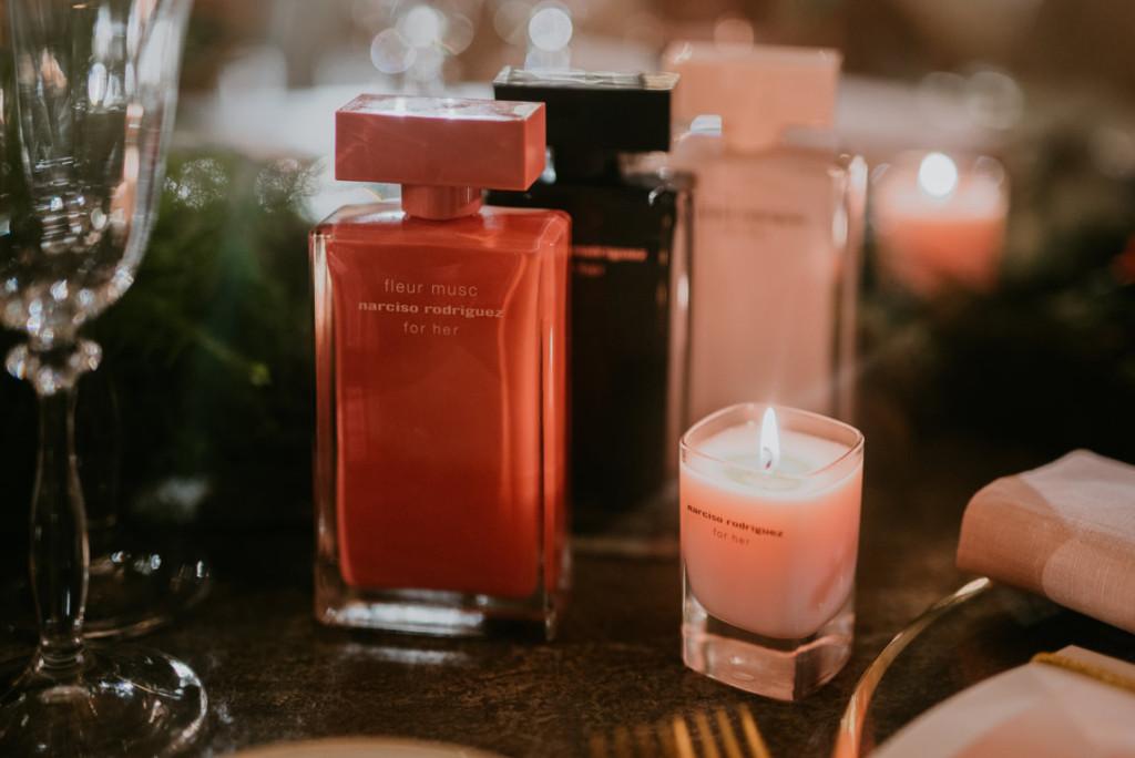 perfume narciso rodriguez novias Narciso Rodriguez-La Champanera. Foto Visual Foto13