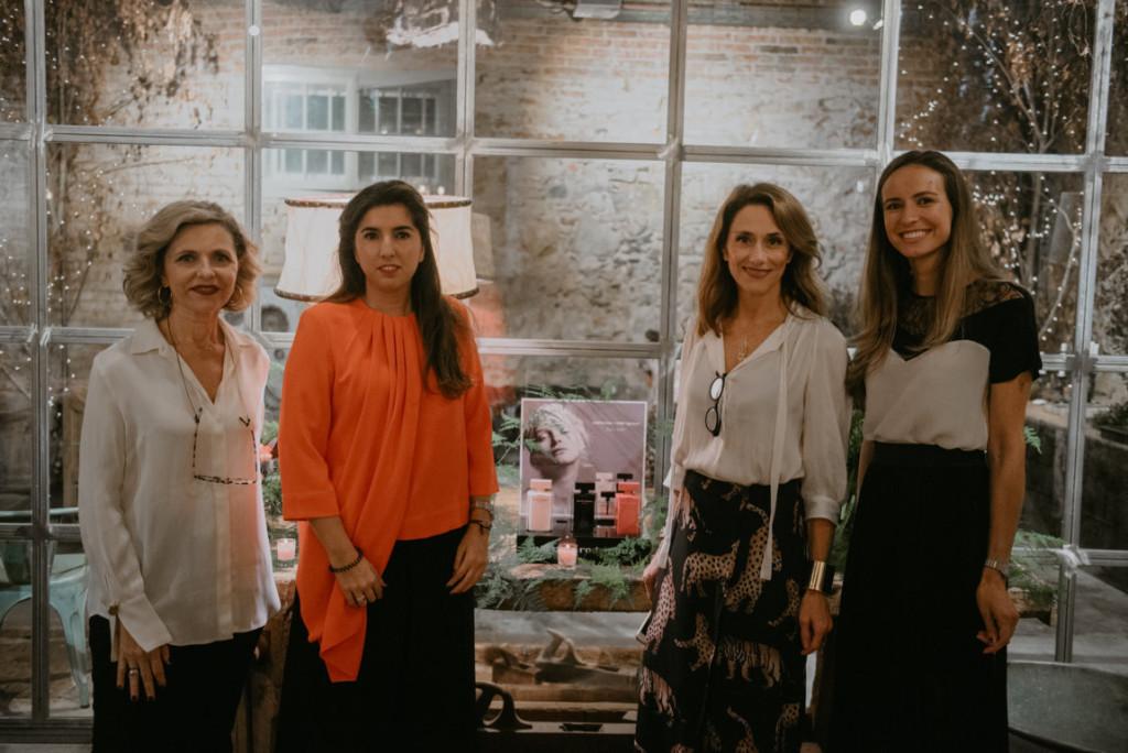 perfume narciso rodriguez novias Narciso Rodriguez-La Champanera. Foto Visual Foto44