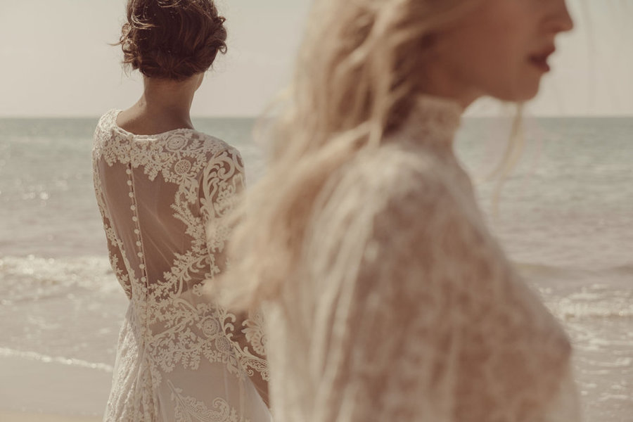 vestidos novia 2019 arca barcelona