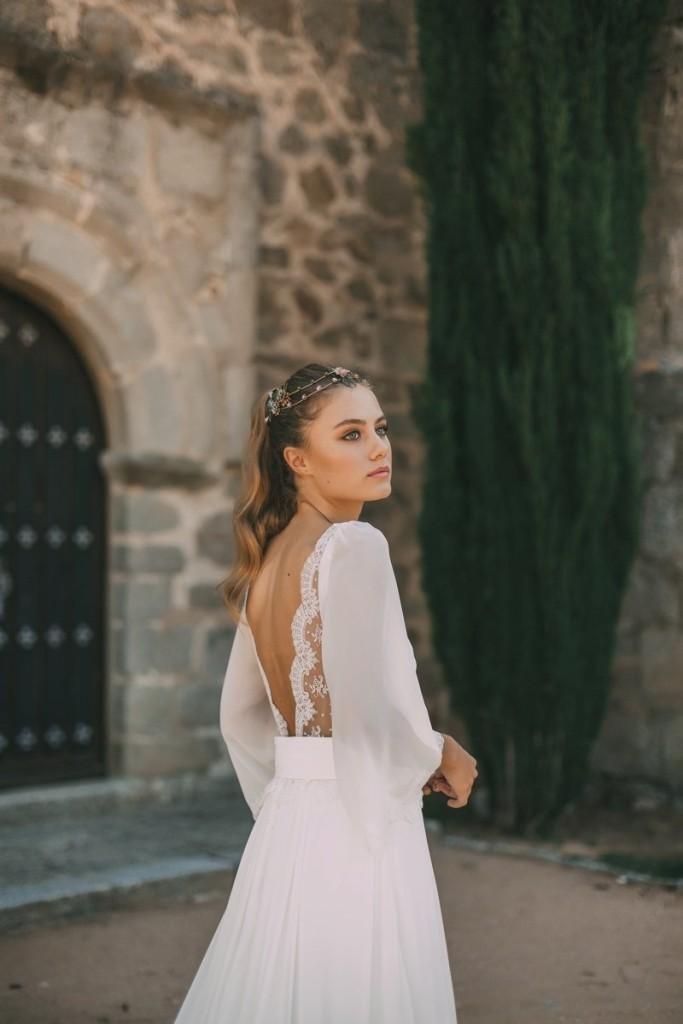 vestidos novia Maria Baraza 7V6B3561