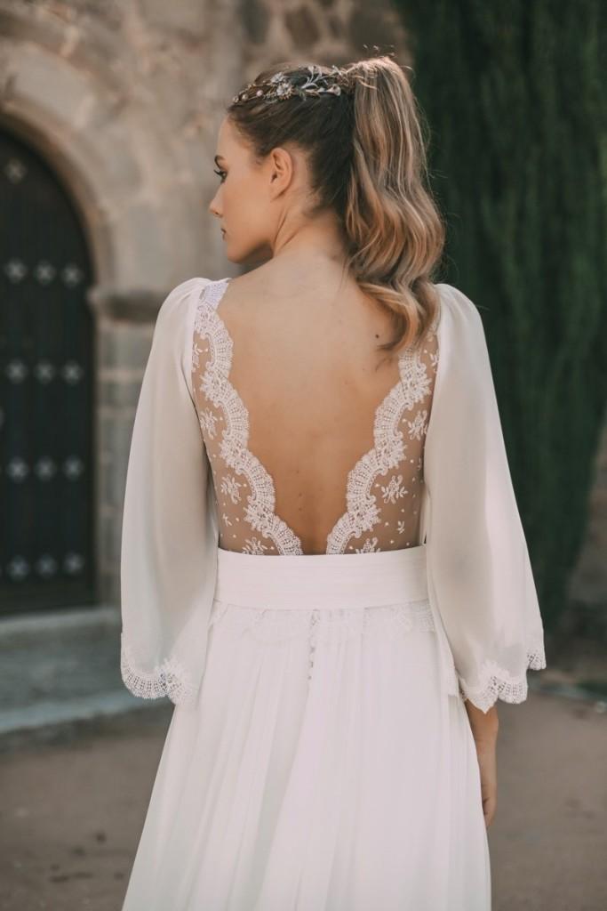 vestidos novia Maria Baraza 7V6B3584