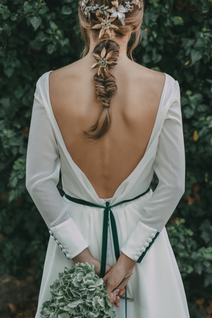 vestidos novia Maria Baraza 7V6B5060