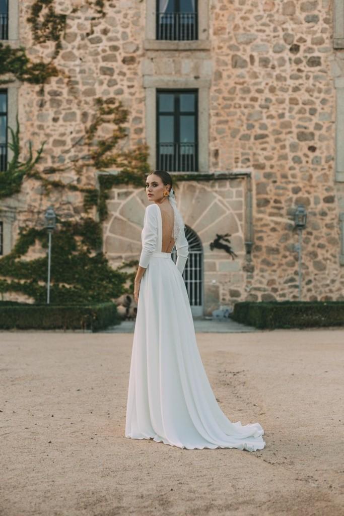vestidos novia Maria Baraza 7V6B5768
