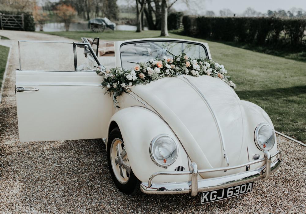 escarabajo boda