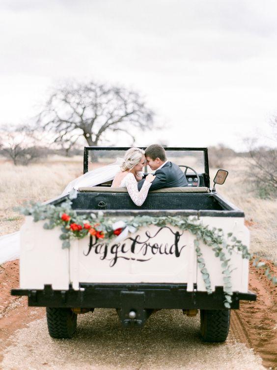 jeep transporte bodas