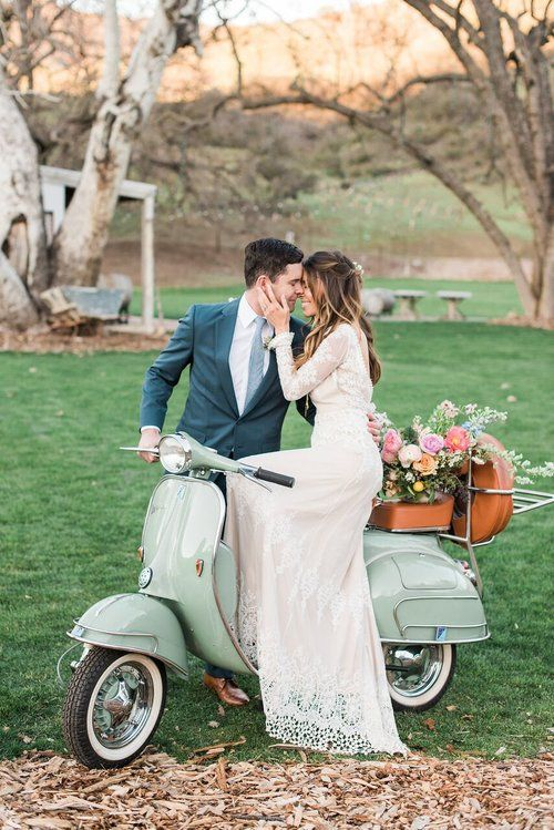 vespa boda