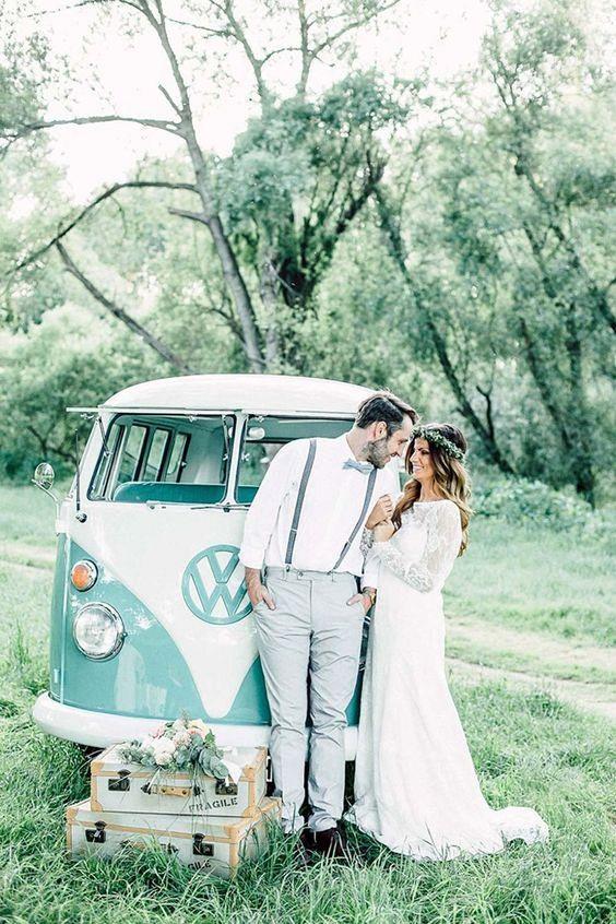 autocar para bodas