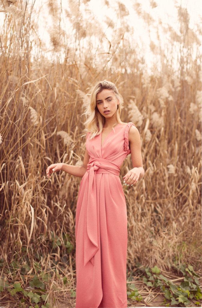 coleccion vestidos primavera verano cherubina