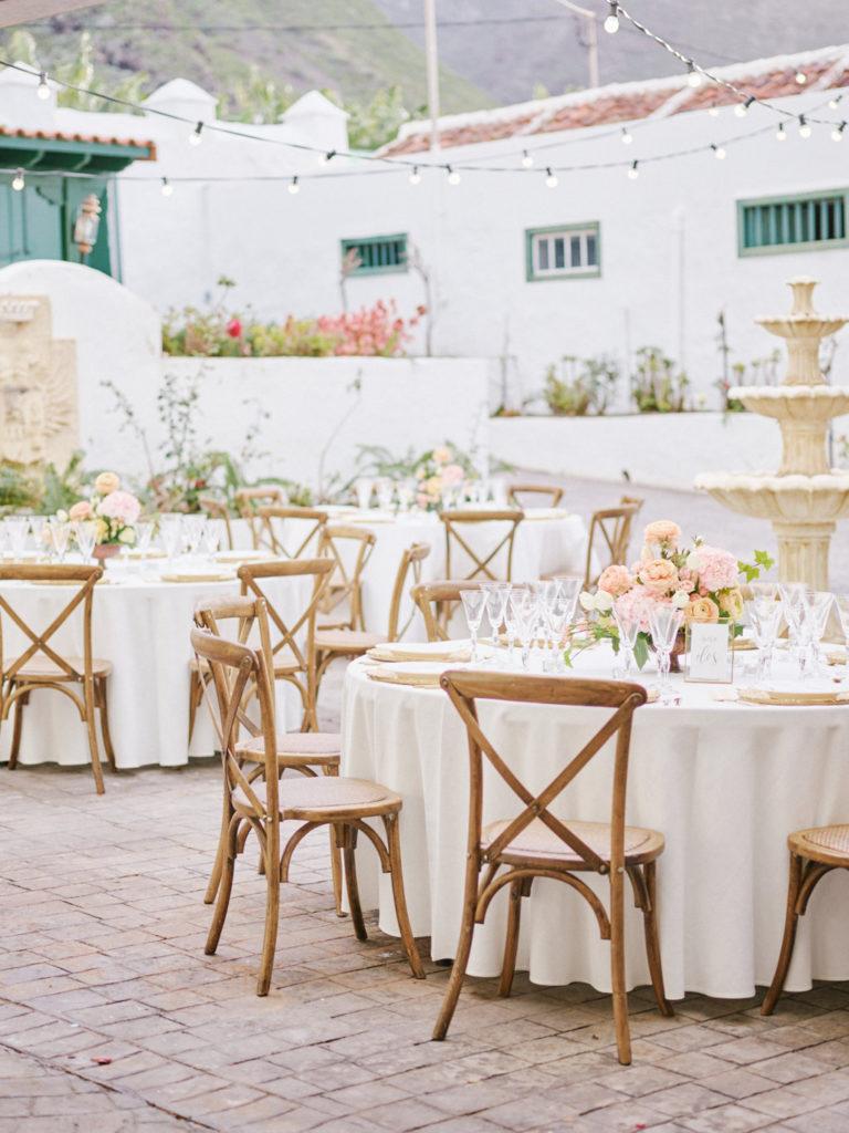 bodas aire libre Tenerife