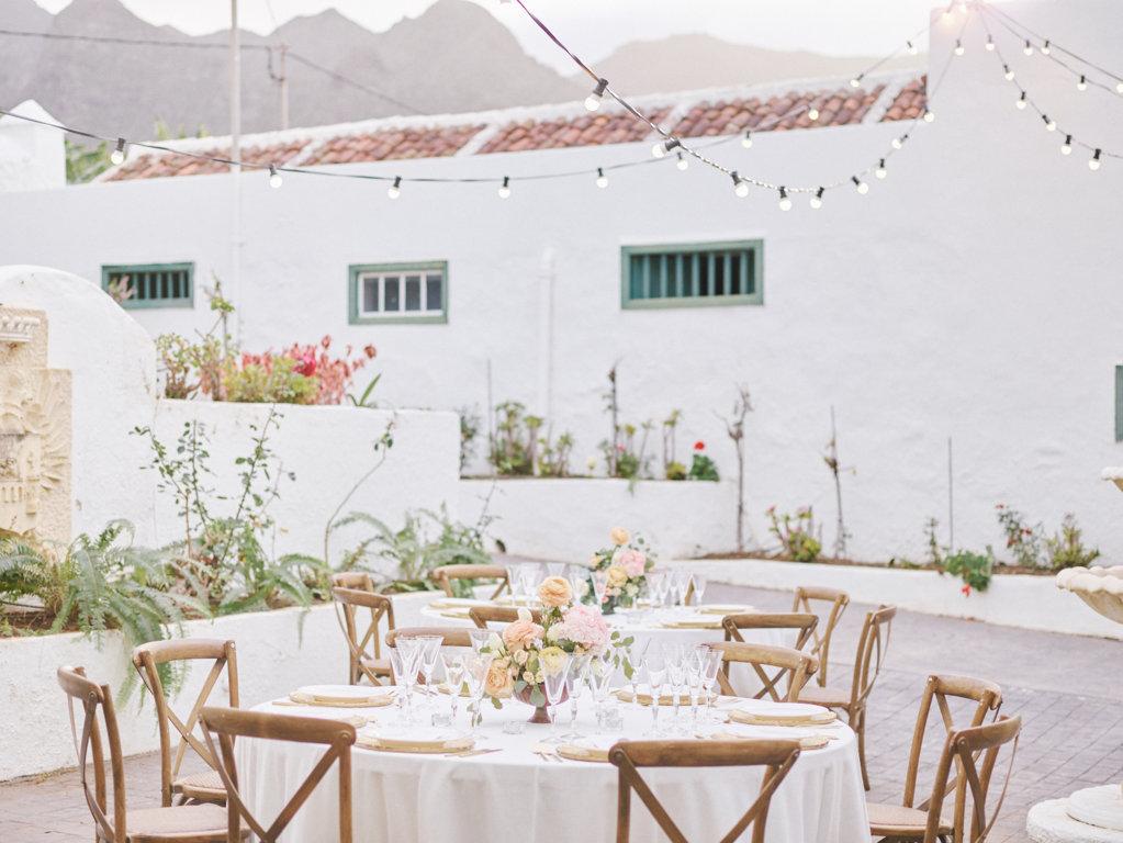 Finca Quiñones espacio bodas Tenerife