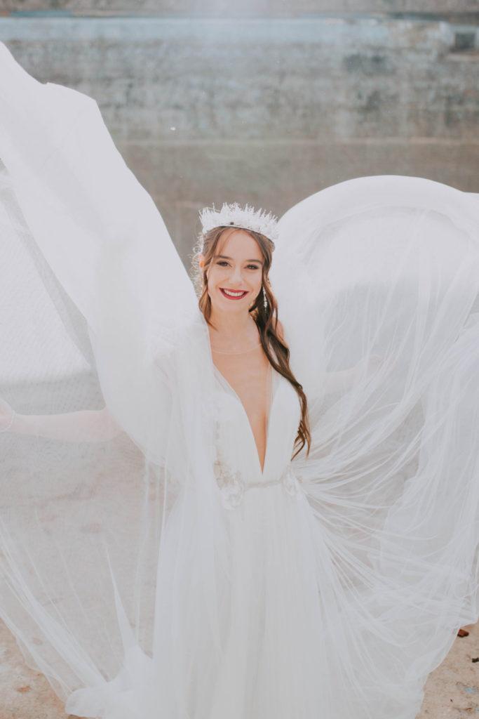Inmaculada Garcia novia