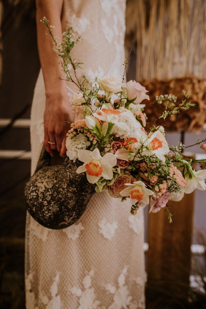 ramos de novia modernos