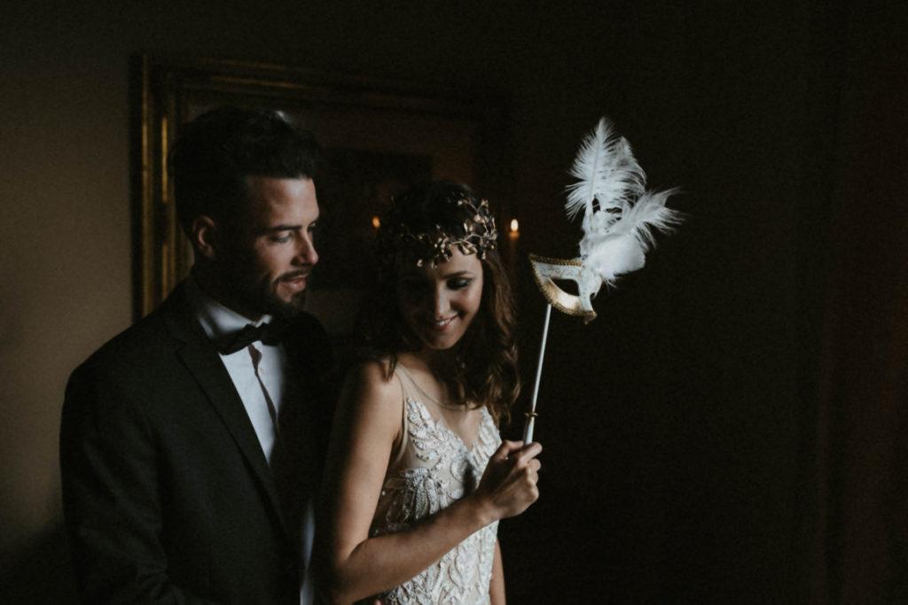 boda barroca